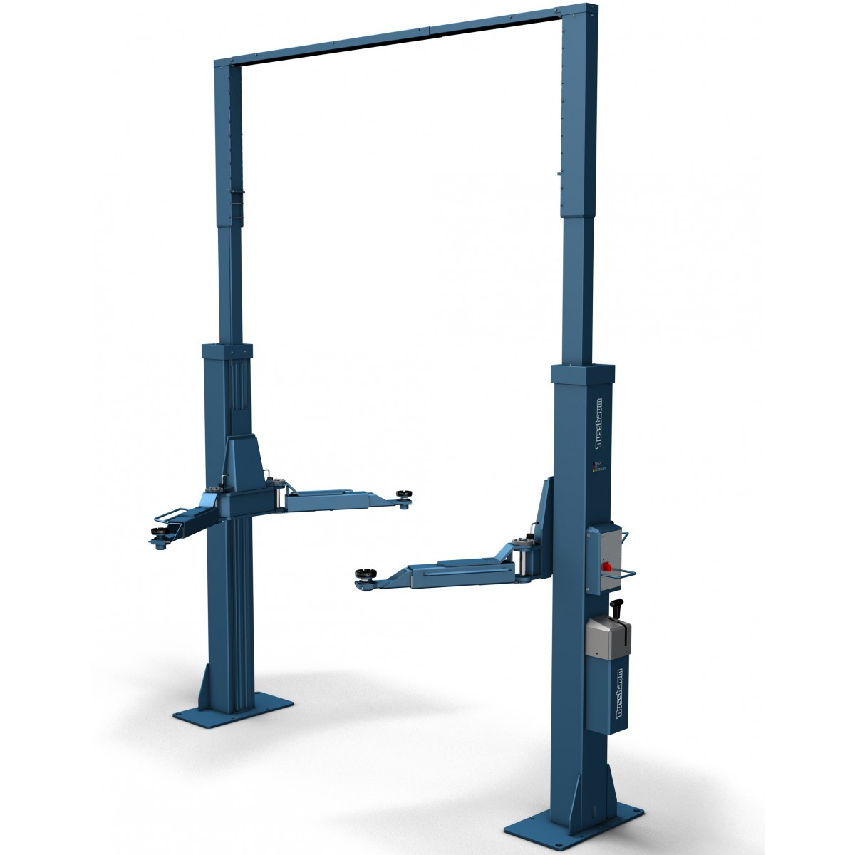 2 post lift POWER LIFT HL 2 50 NT blau