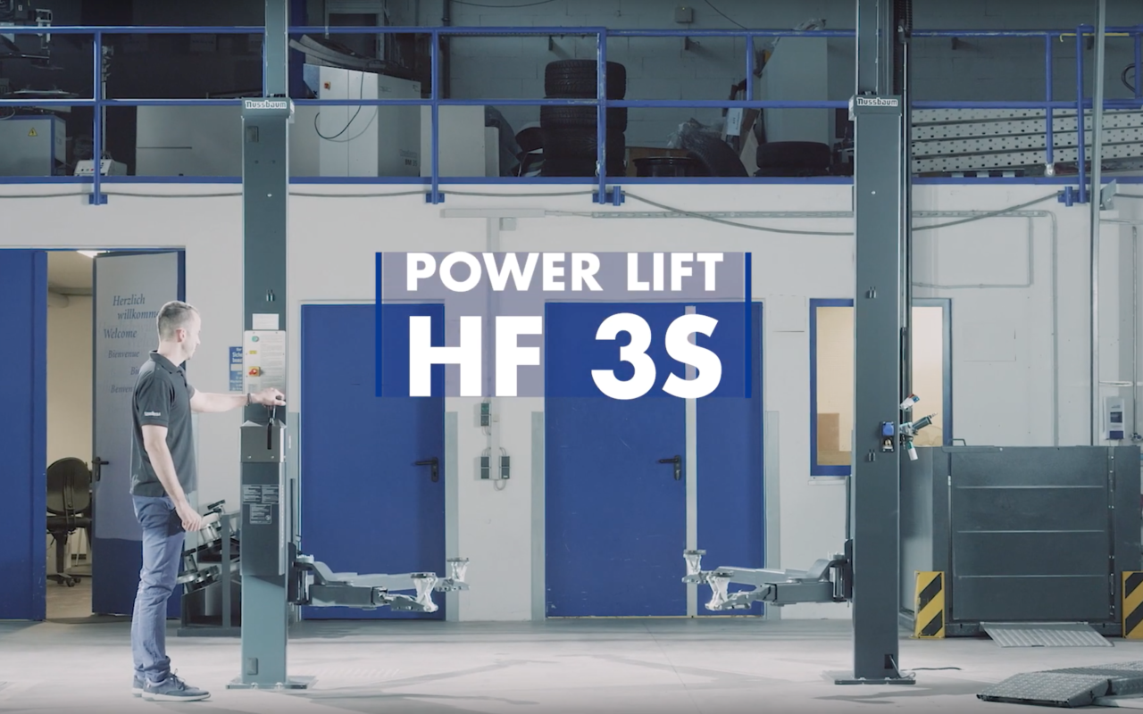 Power Lift HF 3S